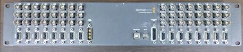 Blackmagic Studio Videohub 16x32 3G-SDI HD-SDI SDI Video Matrix Switcher Router