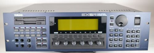Yamaha EX5R in excellent condition, with AES/EBU out, SCSI and 8 channel output
