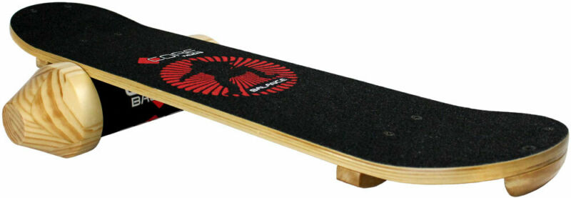 CORE BALANCE BOARD TRAINER Skateboard Snow Surf Indoor Fitness Training