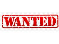 Wanted - Double Bed