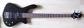 WASHBURN TAURUS T14 BASS GUITAR. PLAYS AND SOUNDS GREAT