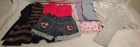 3-4 year girl's bundle