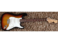 Squier by Fender Strat Affinity series Stratocaster Very Good Condition