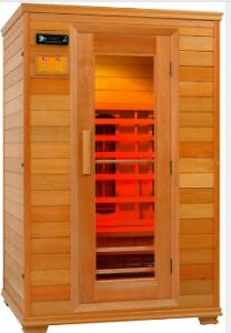 Almost new Infrared Sauna.