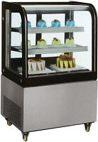 NEW!! REFRIGERATED SHOWCASE, Inv#915.14