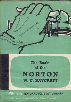 NORTON MODEL 19 ('55-58) MODEL ES2 ('55-62) MODEL 50 ('56-62) REPAIR MANUAL