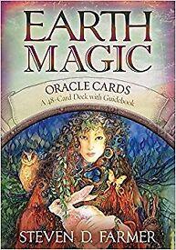 Earth Magic Oracle Cards by Stephen Farmer