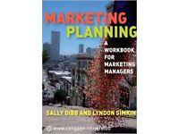 Marketing Planning Book by Sally Dibb & Lyndon Simkin