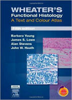 Textbook - Wheater's Functional Histology - 5th Edition