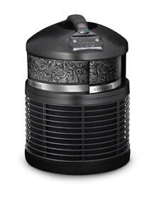 Indoor room air cleaner