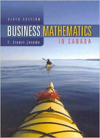 business mathematics in canada 6th edition