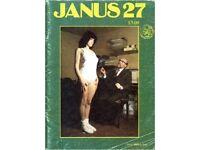 vintage janus 27 magazine spanking magazine