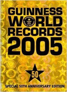 Guinness World Records 2005 Watch