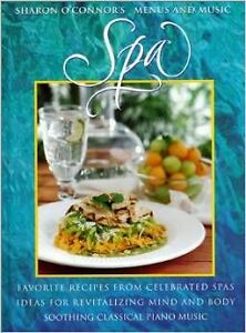 SPA by Sharon O'Connor Menu's & Music ( NEW )