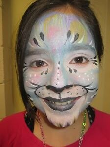 Professional Face Painter - and other party services Kingston Kingston Area image 4