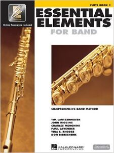 Flute Band Music Book