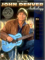 JOHN DENVER SONGBOOK ANTHOLOGY
