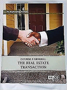 the real estate transaction - residential + general