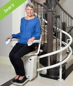 Chaise monte escalier Savaria - Stairlift Savaria West Island Greater Montréal image 8