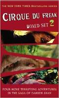 Cirque Du Freak Boxed Set #2