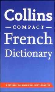 #TelusHelpsMeSell - Collins French Dictionary – Great Shape!