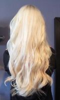 Hair Extensions - Have Longer, Thicker Hair w/ Complete Package!