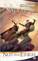 R.A. Salvatore - Nuit sans Etoiles Forgotten Realms French NEW
