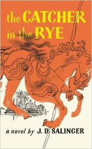 Catcher in the Rye-J.D. Salinger-Great looking soft cover book