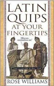 Latin Quips At Your Fingertips (Rose Williams) - like new Sydney City Inner Sydney Preview