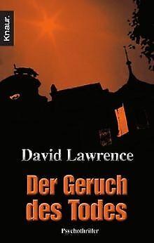 Der Geruch des Todes von David Lawrence | Buch | Zustand gut