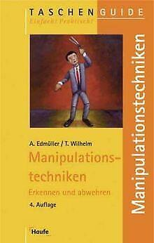 Manipulationstechniken.(STS-TaschenGuide) von Edmül... | Buch | Zustand sehr gut