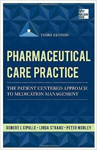 Pharmaceutical Care Practice [Hardcover]