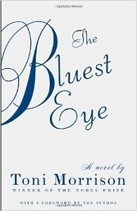 MUN book and novel The Bluest Eye by Toni Morrison St. John's Newfoundland image 1