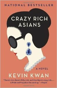 Crazy Rich Asians by Kevin Kwan Kitchener / Waterloo Kitchener Area image 1