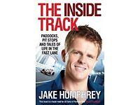 The Inside Track - Jake Humphrey Book
