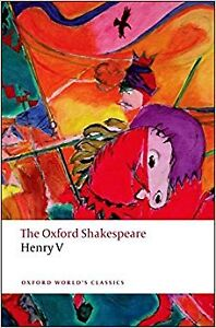 Henry V. The Oxfoford Shakespeare