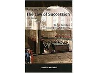 Parry and Kerridge: The Law of Succession 12th edition NEW