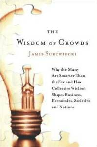 The Wisdom of Crowbs by James Surowiecki