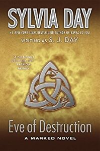 Sylvia Day - Marked Trilogy- books $3.00 each (erotica)