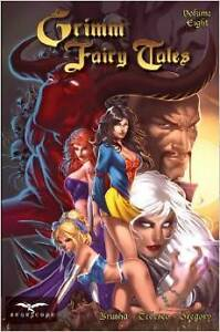Grimm Fairy Tales V8