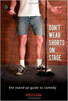 Why not try Amateur Stand Up Comedy in a supportive atmosphere?!