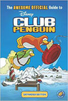 "Disney ""CLUB PENGUIN"" Book"