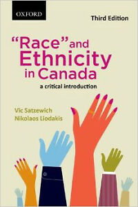 Race and Ethnicity in Canada