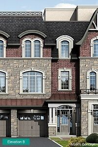 3 bdrm townhouse in Vaughan offered for rent