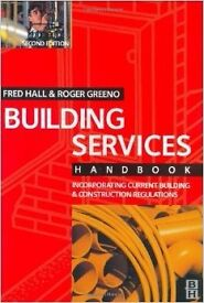 SET OF 7 BUILDING ENGINEERING REFERENCE BOOKS SUITABLE FOR ONC/HNC/HND/DEGREE STUDENTS.
