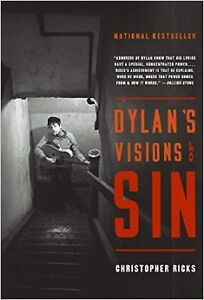Bob Dylan's Visions of Sin book-Soft cover-Very good