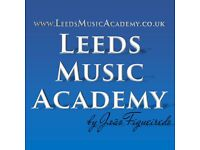 Leeds Music Academy | Music Tuition For All Ages, Levels & Styles