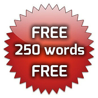 New! Website, Article, Book Blogger Content Copywriter Freelance