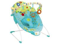Bright Starts Baby Bouncer - FREE