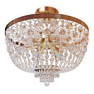 Rectangular Crystal Chandelier Ebay